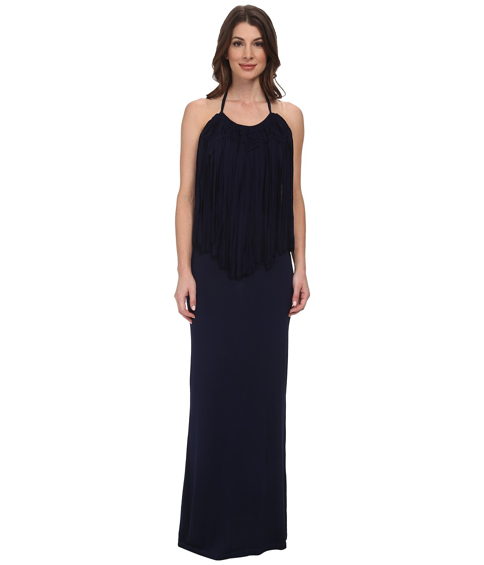 Young Fabulous & Broke - Georgie Maxi (Navy) Women's Dress