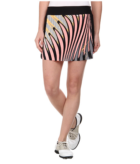 Jamie Sadock - Actif Kaleidoscope Print Crunchie Front and Back Panel 14 in. Skort (Momo) Women
