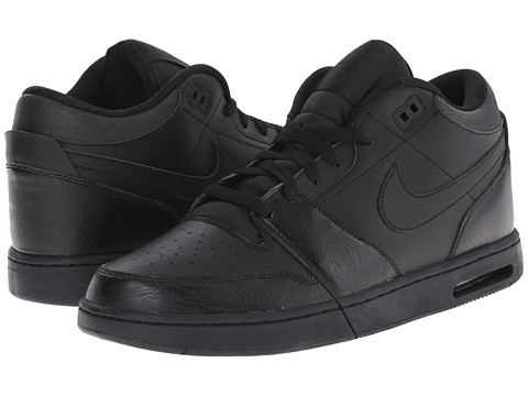 Nike - Air Stepback (Black/Black) Men's Shoes