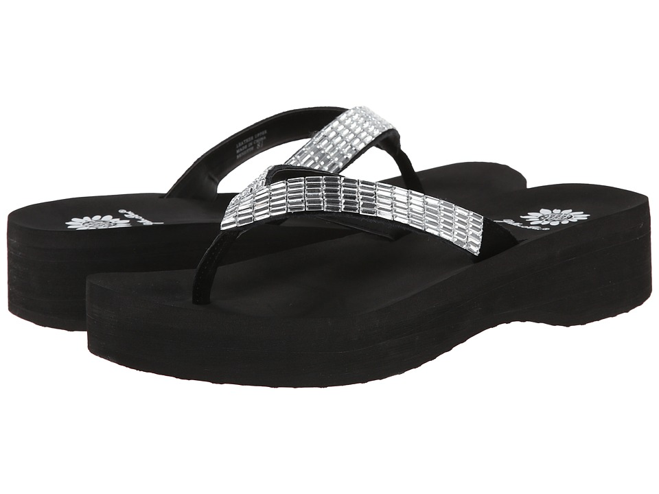Yellow Box - Brigitte (Black) Women's Sandals