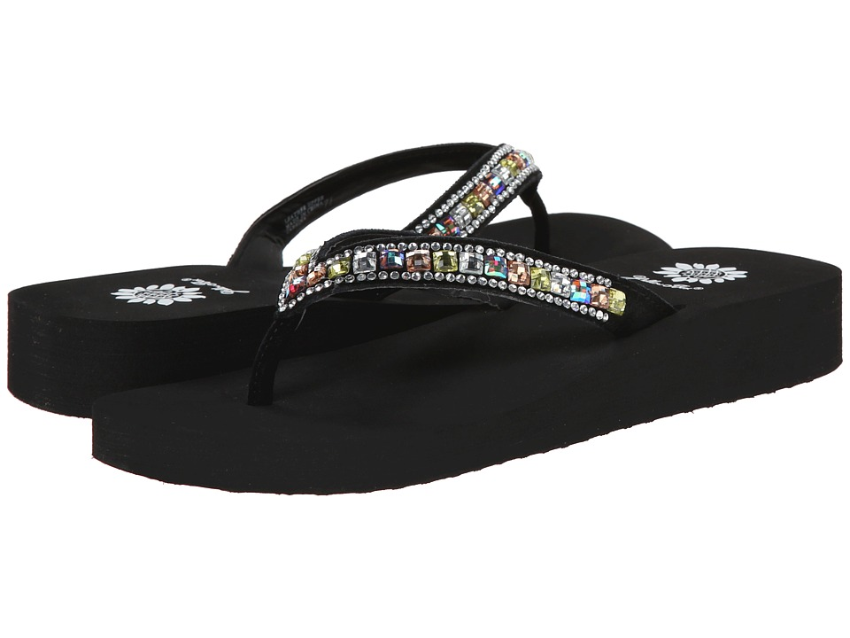 Yellow Box - Zabrina (Multi) Women's Sandals