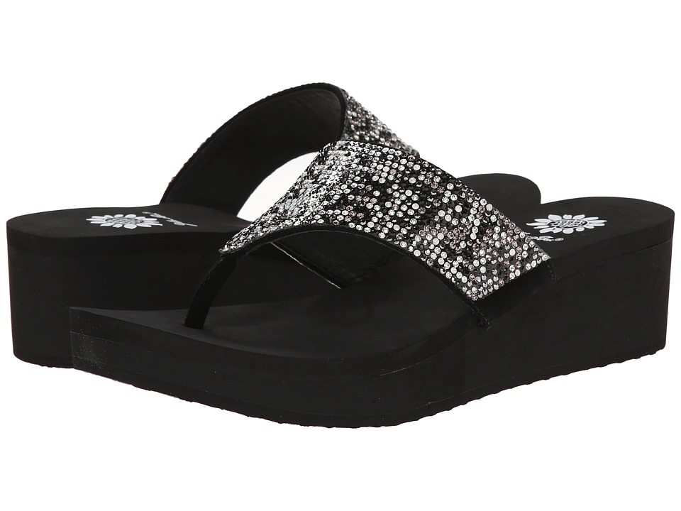 Yellow Box - Reija (Pewter) Women's Sandals