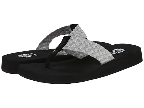 Yellow Box - Soleil (Silver Grey) Women's Sandals