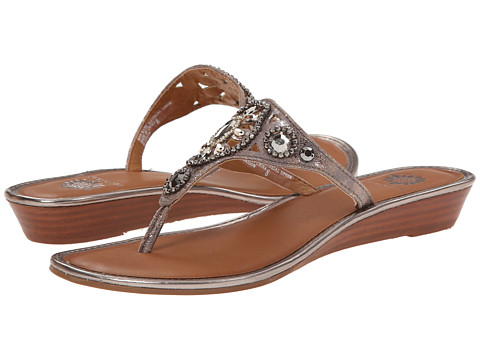 Yellow Box - Glasgow (Taupe) Women's Sandals