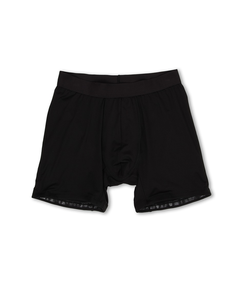 Spanx for Men - Staydown Boxer Brief (Black) Men's Underwear