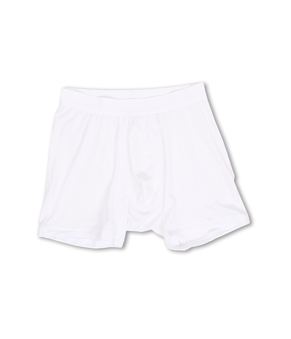 Spanx for Men - Staydown Boxer Brief (White) Men's Underwear