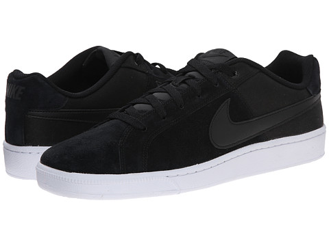 Nike - Court Royale Plus (Black/Anthracite/Black) Men