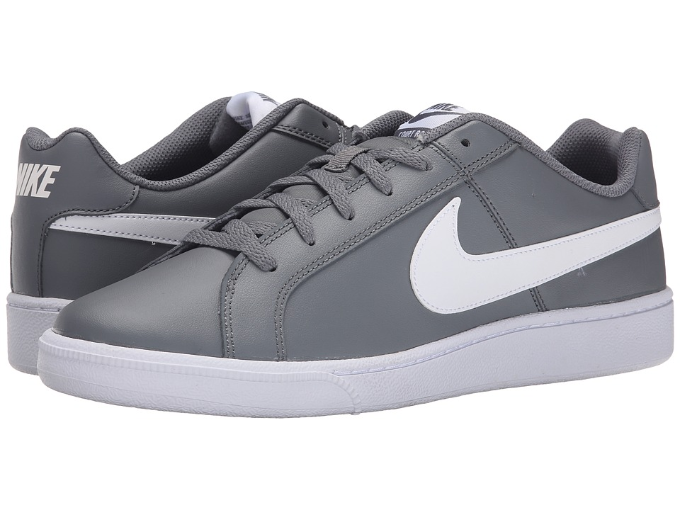 Nike - Court Royale (Cool Grey/White) Men's Classic Shoes