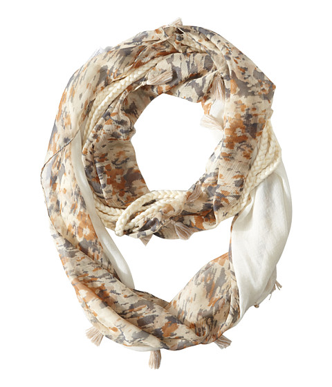 BCBGeneration - Go Wild Necklace Loop (Heather Grey) Scarves