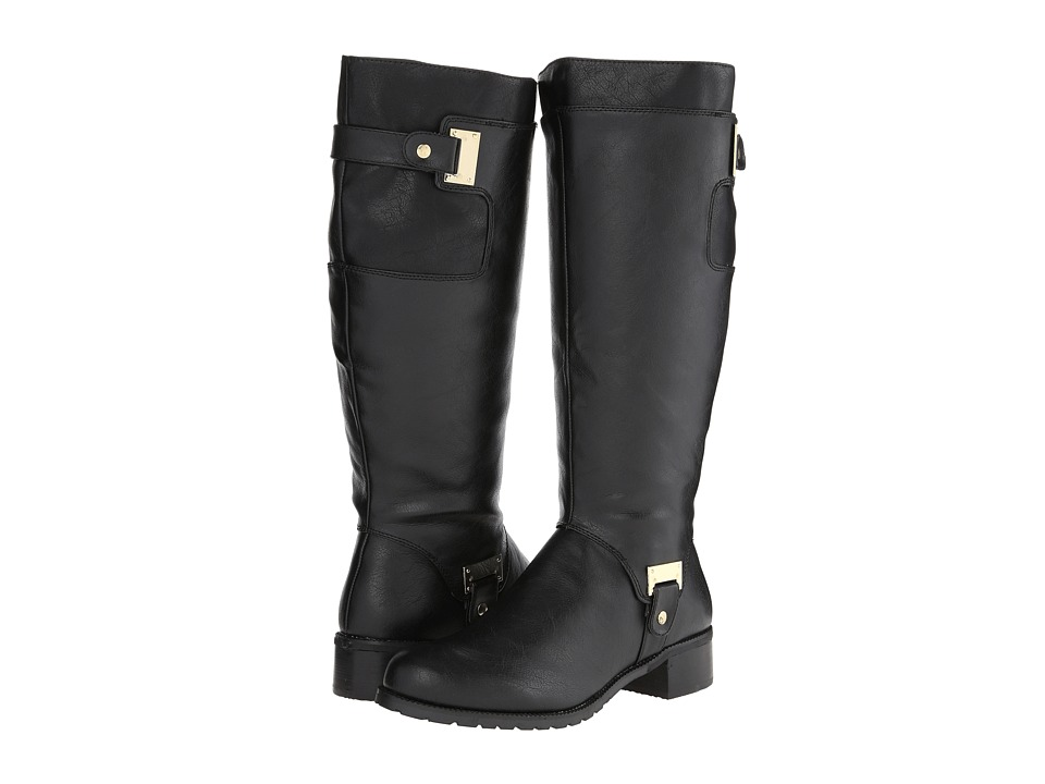 Bella-Vita - Anya II Plus Calf (Black) Women's Boots