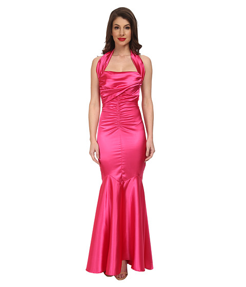 Stop Staring! - Serena Evening Dress (Hot Pink) Women's Dress