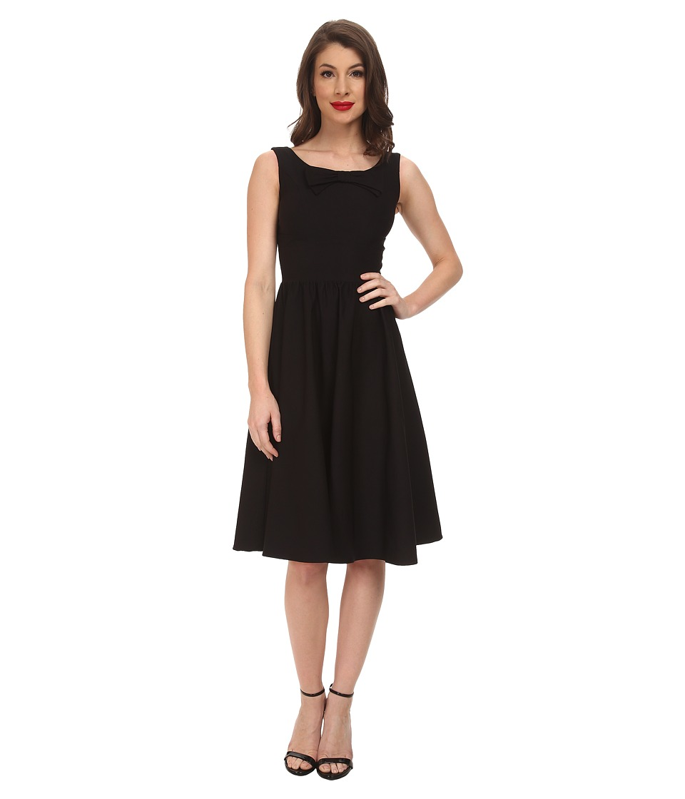 Stop Staring! - Little Swing Dress (Black) Women's Dress