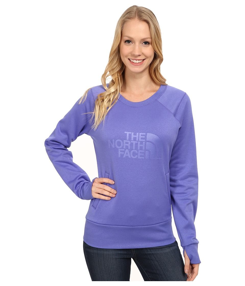 The North Face - Suprema Crew Pullover (Starry Purple) Women's Long Sleeve Pullover