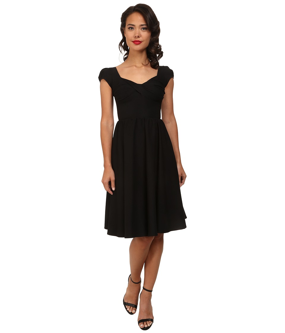 Stop Staring! - Billionaire Swing Dress (Black) Women's Dress