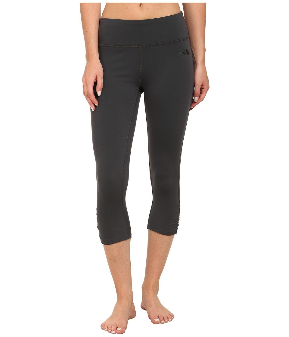 The North Face - Motivation Crop Legging (Asphalt Grey) Women