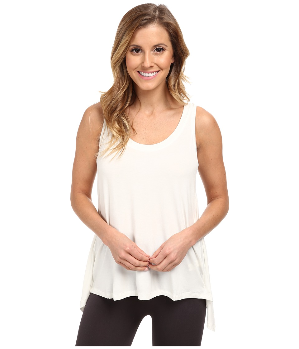 P.J. Salvage - Lace Sleep Tank (Ivory) Women