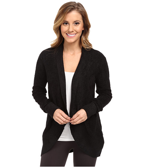 P.J. Salvage - Spring Sleep Cardigan (Black) Women's Pajama