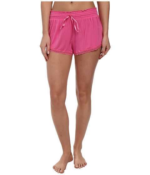 P.J. Salvage - Rayon Basic Sleep Short (Fuchsia) Women's Pajama