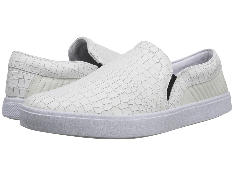 Creative Recreation - Capo (White) Men's Slip on Shoes