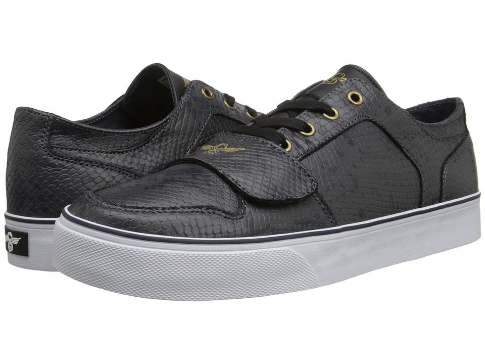Creative Recreation - Cesario Lo XVI (Navy/Smoke/Snake) Men's Shoes