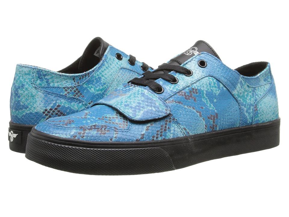 Creative Recreation - Cesario Lo XVI (Marble/Snake) Men's Shoes