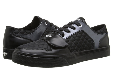 Creative Recreation - Cesario Lo XVI (Black/Black 1) Men's Shoes
