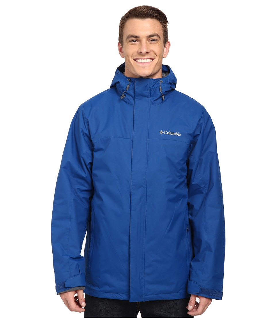 Columbia - Nordic Cold Front Interchange Jacket (Marine Blue) Men