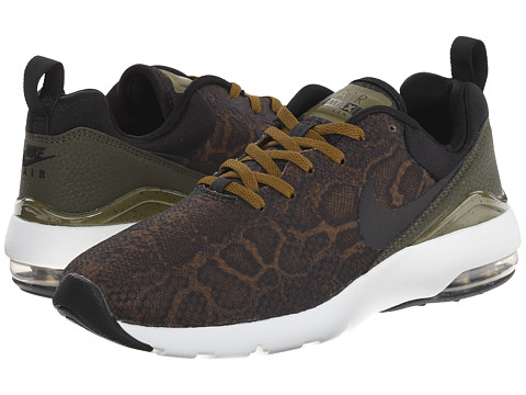 Nike - Air Max Siren Print (Militia Green/Dark Loden/Summit White/Black) Women's Classic Shoes