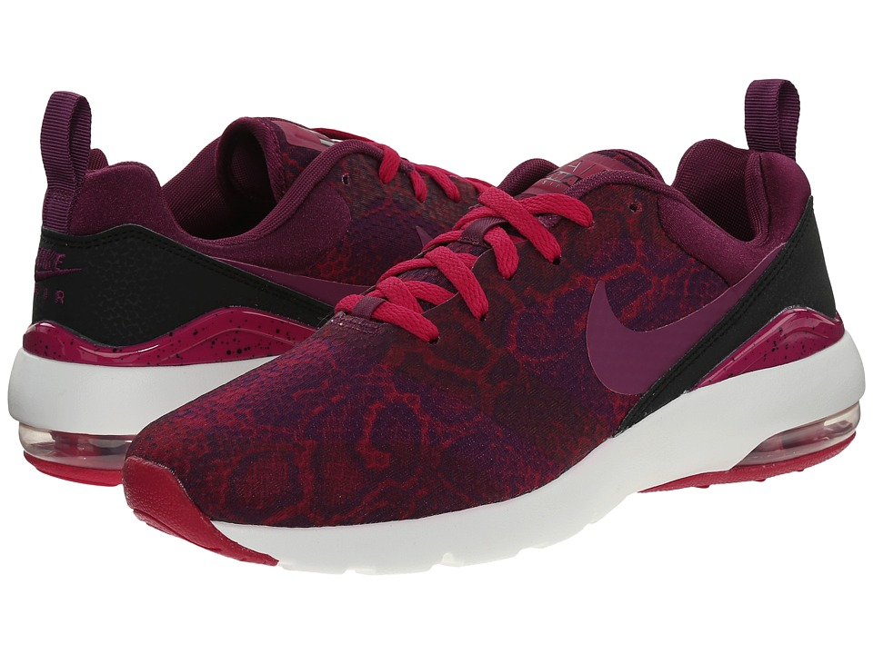 Nike - Air Max Siren Print (Sport Fuchsia/Black/Summit White/Mulberry) Women's Classic Shoes