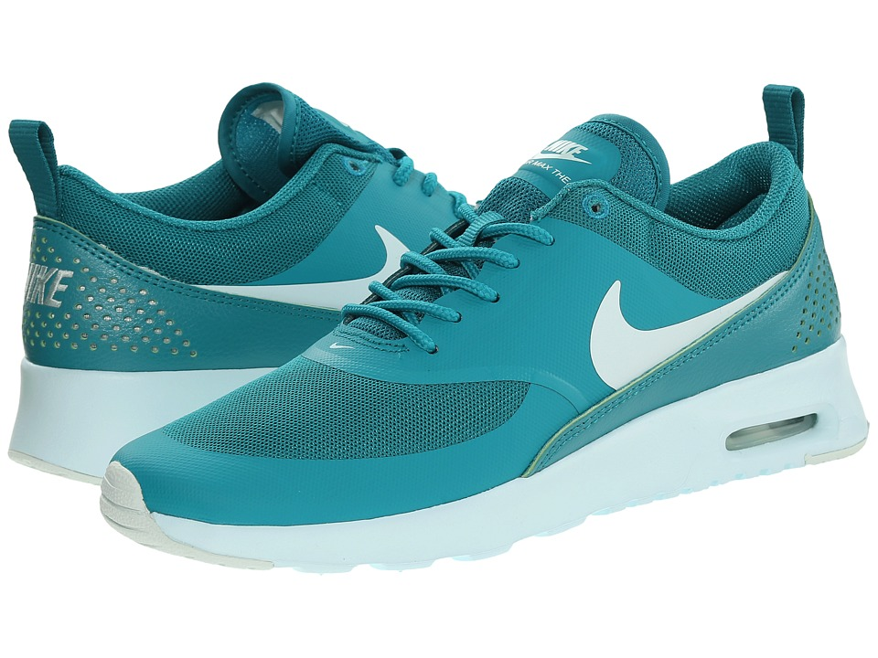 Nike - Air Max Thea (Radiant Emerald/Fiberglass) Women