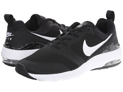 Nike - Air Max Siren (Black/Metallic Silver/White) Women's Classic Shoes