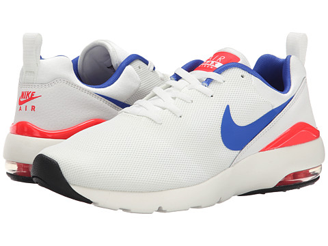 Nike - Air Max Siren (Summit White/Laser Crimson/Sail/Lyon Blue) Women's Classic Shoes