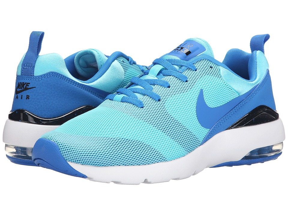 Nike - Air Max Siren (Tide Pool Blue/Black/White/Soar) Women
