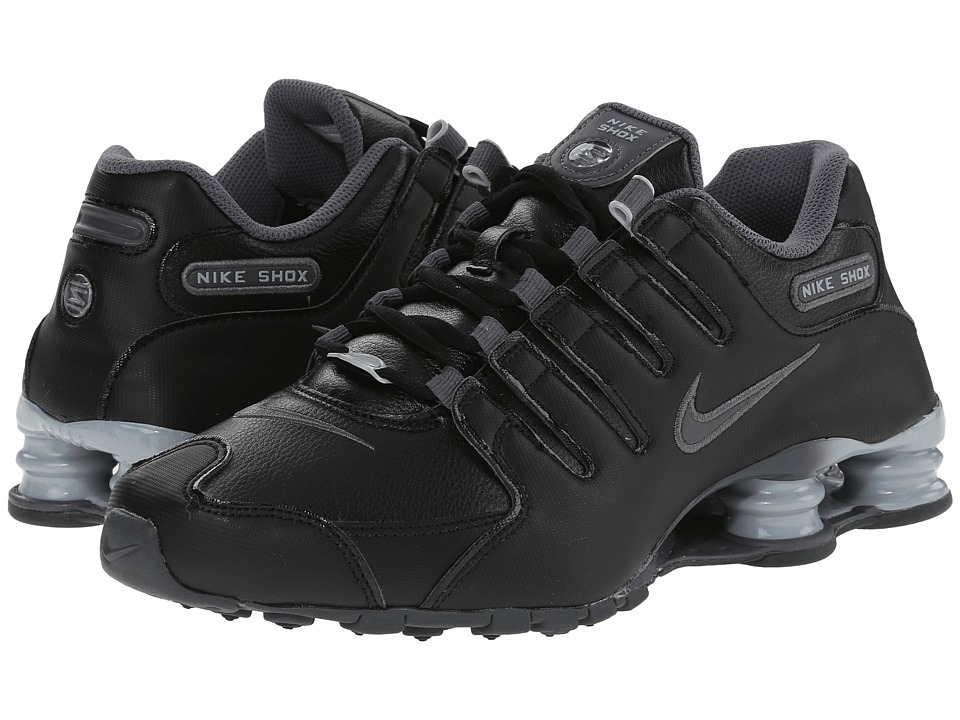 Nike - Nike Shox NZ EU (Black/Wolf Grey/Dark Grey) Women