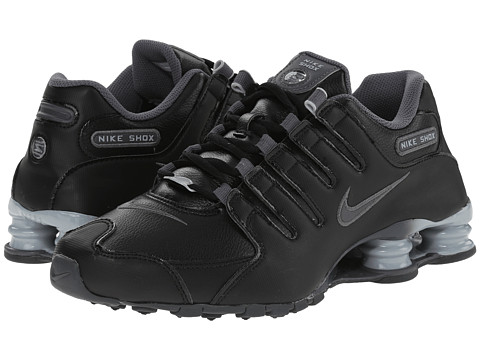Nike - Nike Shox NZ EU (Black/Wolf Grey/Dark Grey) Women's Shoes