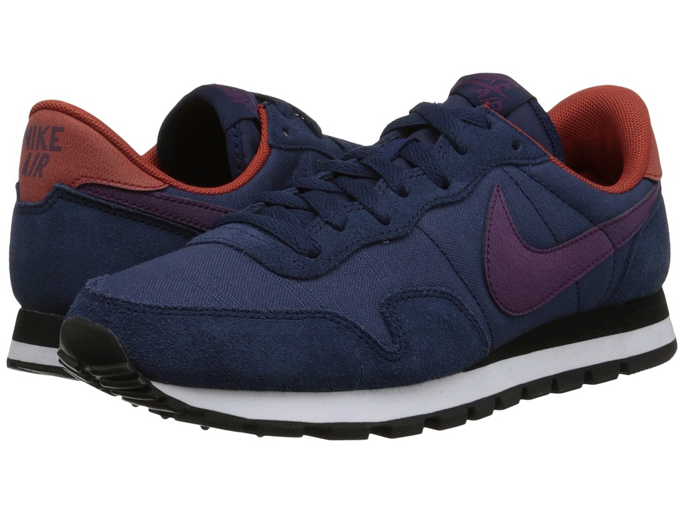 Nike - Air Pegasus '83 (Midnight Navy/Cinnabar/Black/Mulberry) Women's Shoes