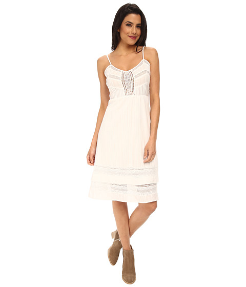 Bardot - Lace Dress (White) Women's Dress