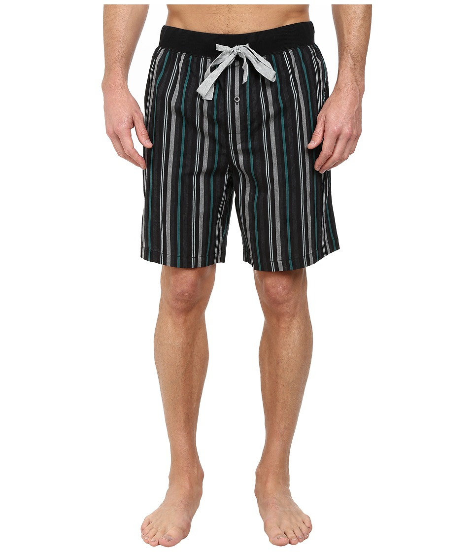 Kenneth Cole Reaction - Sleep Shorts Jam (Deon Stripe) Men's Pajama