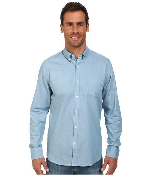 Lucky Brand - Powell Indigo Shirt (Indigo) Men