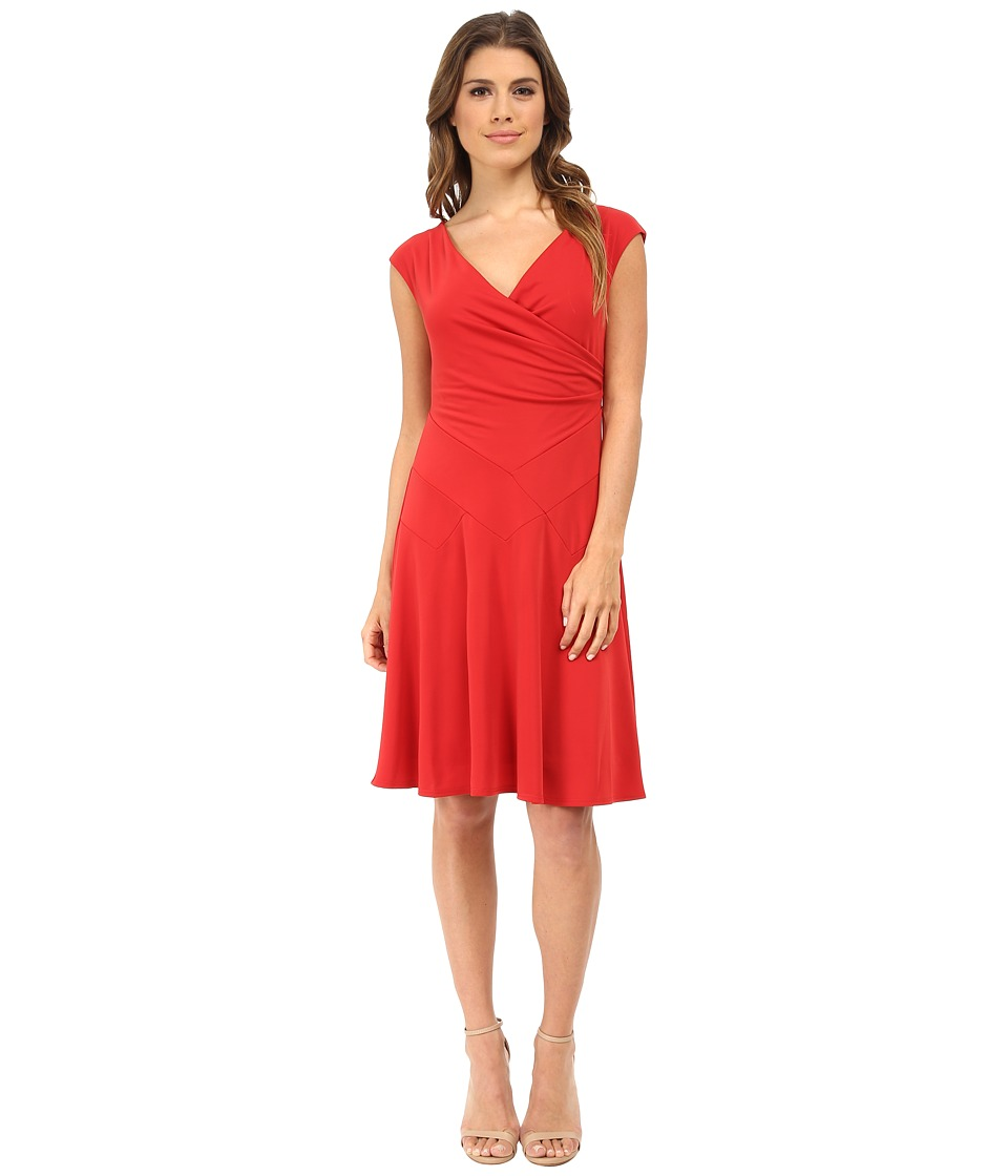 Bailey 44 - Get Down Dress (Pepper Red) Women's Dress