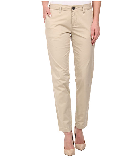 KUT from the Kloth - Ankle Trousers (Khaki) Women's Casual Pants