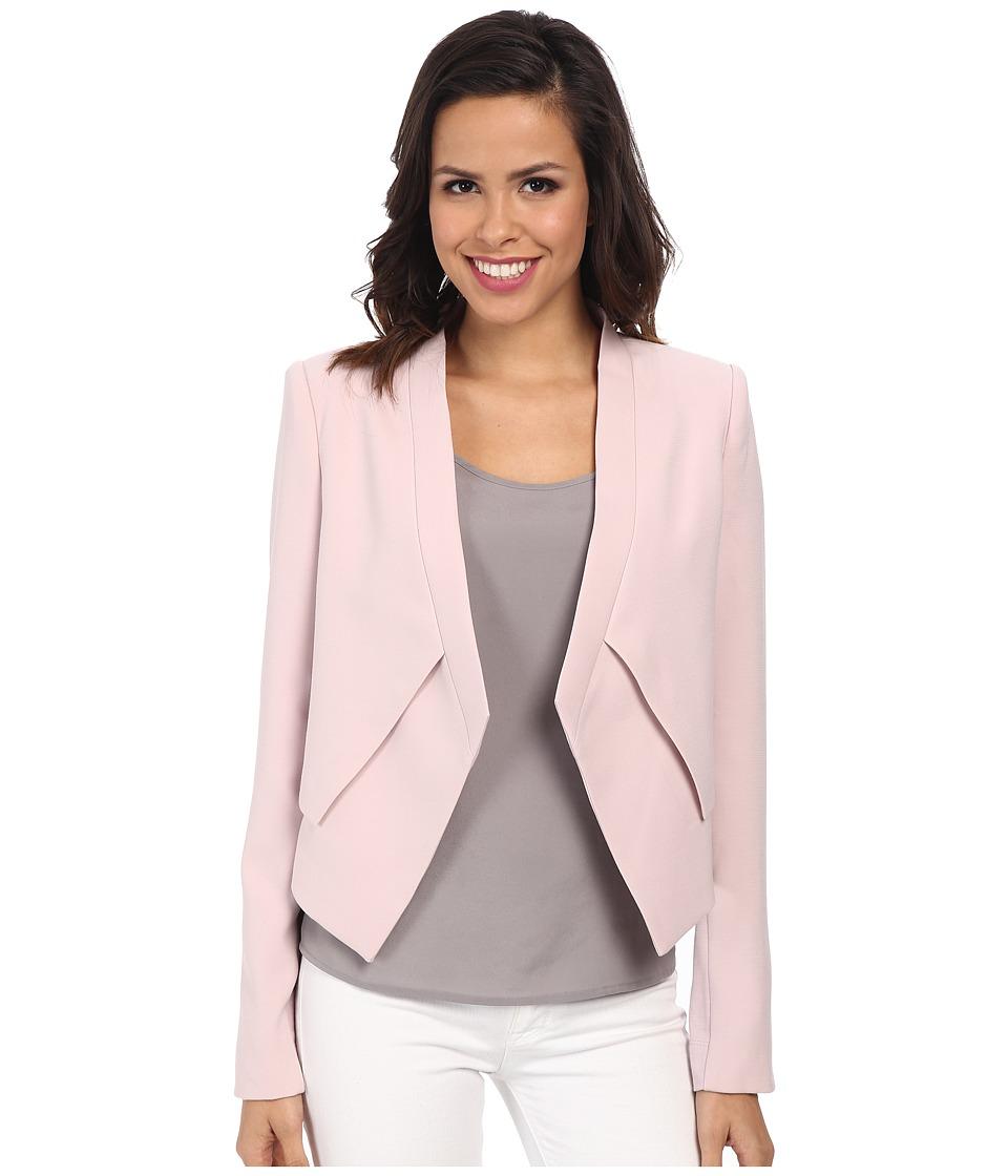 BCBGMAXAZRIA - Lloyd Easy Layered Jacket (Lavendar Mist) Women's Coat