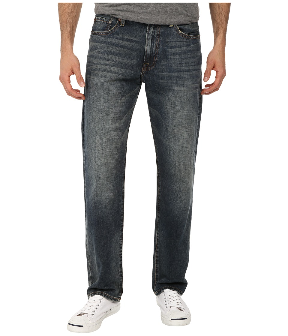 Lucky Brand - 329 Classic Straight in Stanley (Stanley) Men