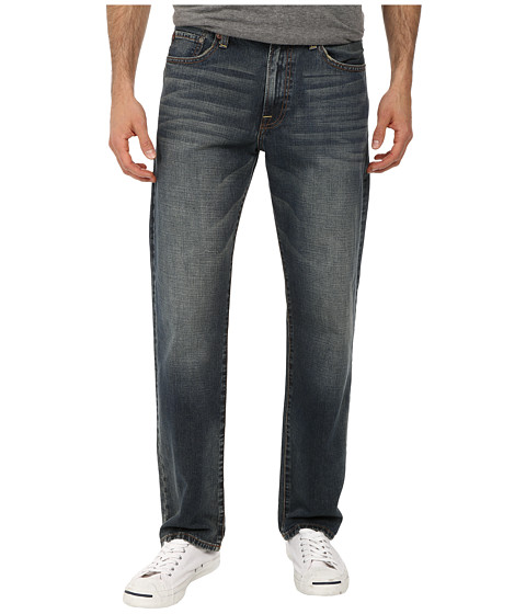 Lucky Brand - 329 Classic Straight in Stanley (Stanley) Men's Jeans