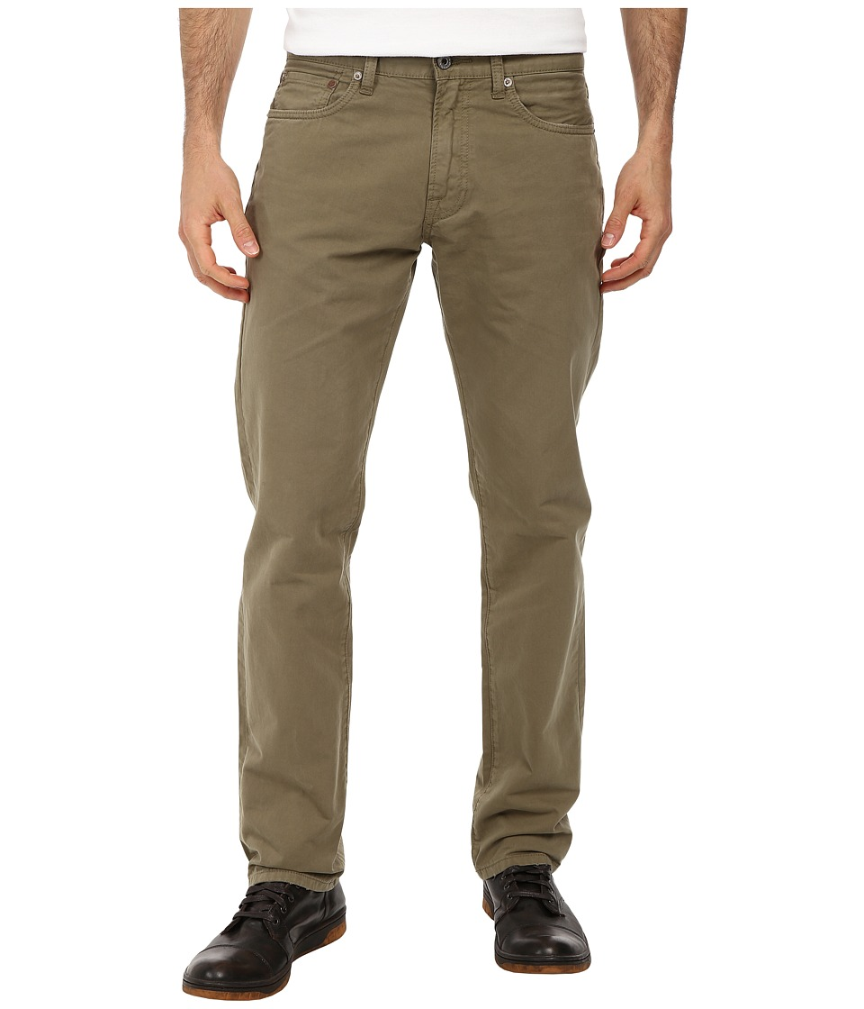 Lucky Brand - 221 Original Straight in Vintage Olive (Vintage Olive) Men's Jeans