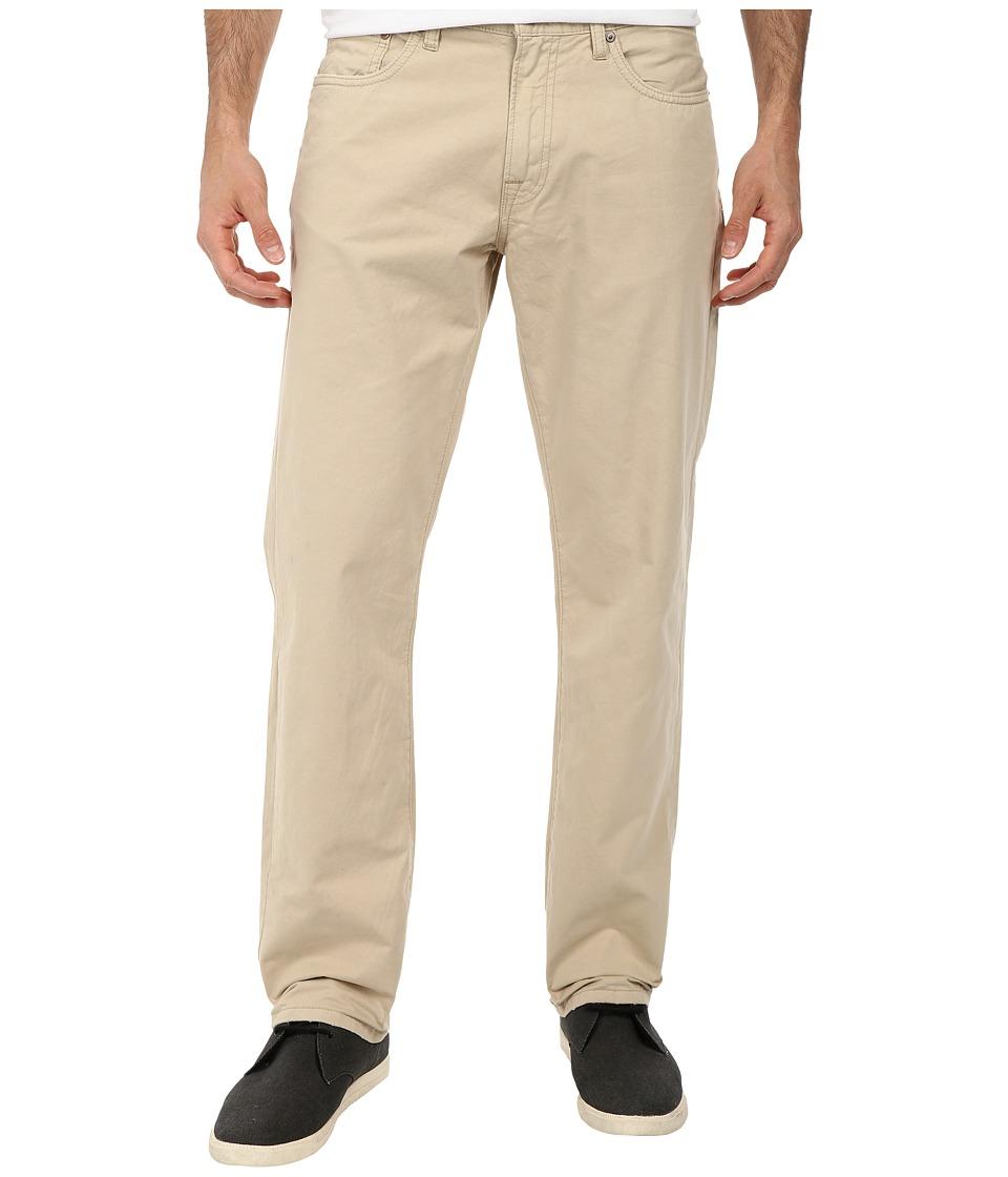Lucky Brand - 221 Original Straight in Monterey Khaki (Monterey Khaki) Men's Jeans