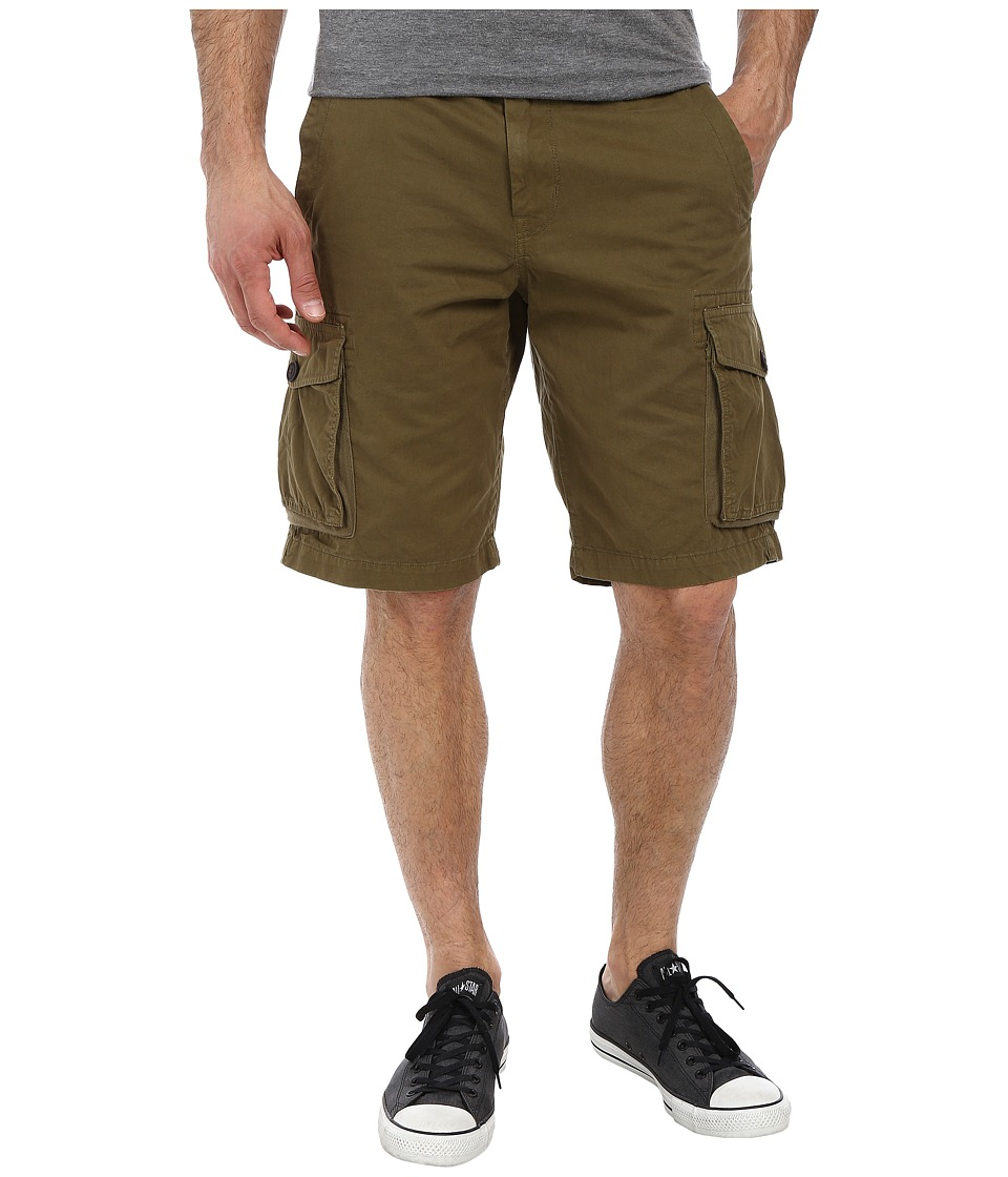 Lucky Brand - Vista Cargo Shorts (Cadet) Men