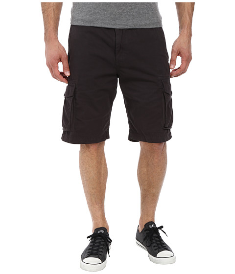 Lucky Brand - Vista Cargo Shorts (True Black) Men's Shorts