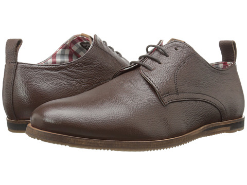 Ben Sherman - Brighton Leather (Dark Brown) Men