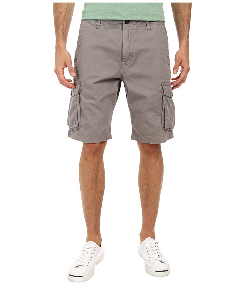 Lucky Brand - Vista Cargo Shorts (Grey Gray) Men's Shorts
